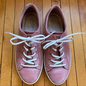 Ecco leisure sneakers